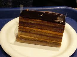 Opera Cake Recipe uk images