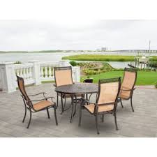 Patio Furniture Under 30000 by Tan Aluminum Patio Furniture Outdoor Seating U0026 Dining For Less
