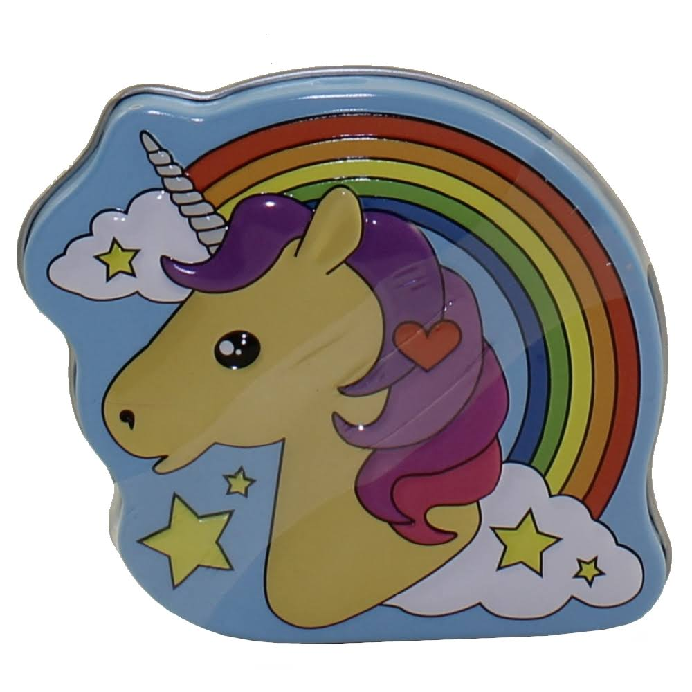 Boston America Pretty Sweet Unicorn Candy Tin
