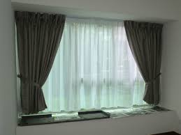 Motorized Curtain Track Singapore by Type Of Window Curtains Singapore