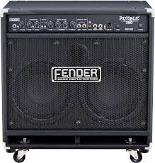 2x10 Bass Cabinet Plans by Fender Rumble 350 Bass Combo Amp User Reviews Zzounds
