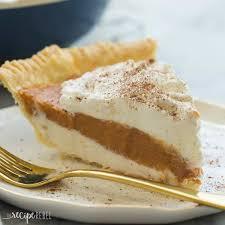 Pumpkin Chiffon Pie With Cool Whip by Cream Cheese Pumpkin Pie The Recipe Rebel
