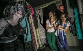 Orlando Sentinel delightful Busch Gardens Howl O Scream 9