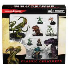 DD Icons Of The Realms Classic Creatures Box Set