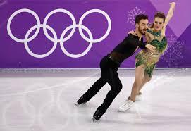 French Ice Dancers Take Second Despite Wardrobe Malfunction