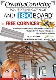 Polystyrene Ceiling Panels Cape Town by 2017 Isoboard Ceilings And Insulation For Sale Other Gumtree
