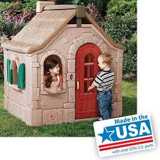 Step2 Happy Home Cottage U0026 by Cheap 2 Step Playhouse Find 2 Step Playhouse Deals On Line At