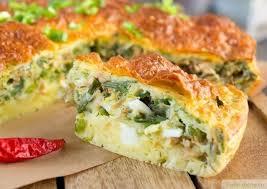 schneller kuchen mit eiern und frühlingszwiebeln herzhafter kuchen