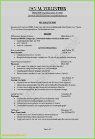 Awesome Resume Examples Skills Example For Fresh Resumes Ecologist