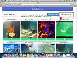 Transfer s & Videos from iPhone to Mac via Wi Fi for FREE