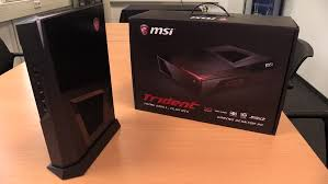 msi trident 3 arctic extrem leiser gaming pc mit vr power