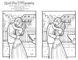 Fourth Page Wedding Coloring Book FREE