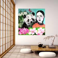 wandbild wohnzimmer große bilder leinwandbilder kaufen