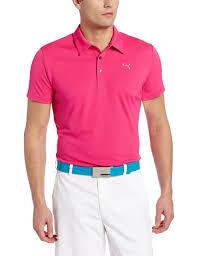puma mens na tech golf polo shirts