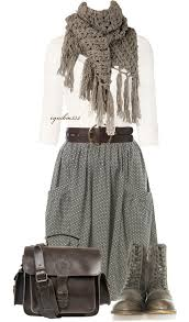 Bohemian Chic Winter Outfits And Boho Style Ideas 10