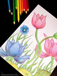 Easy Watercolor Pencil Drawings How To Use Pencils An And Fun Way Make