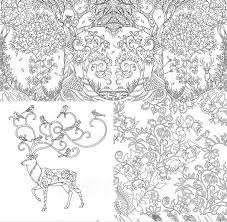 Coloring Book Secret Garden Download Gallery For Gt Art