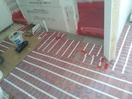 disadvantages of radiant heating in floor not circulating problems