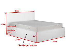 Amazing King Headboard Dimensions and Lovely King Size Bed