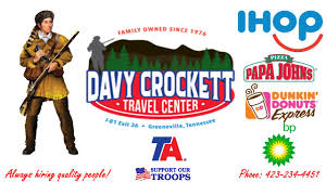 100 Nearest Ta Truck Stop Davy Crockett TA Travel Center