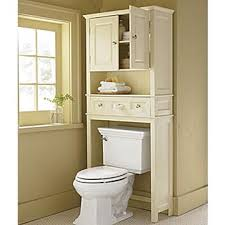 Bathroom Etagere Over Toilet Chrome by Best 25 Over The Toilet Cabinet Ideas On Pinterest Over Toilet