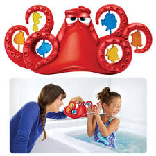 finding dory surprise squirt hank playset bandai finding nemo