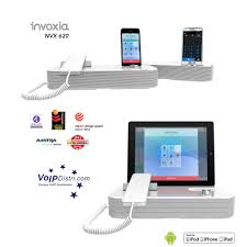 VoIPDistri VoIP Shop - Invoxia NVX 610 VoIP Phone For IPod, IPhone ...