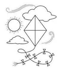 Image Result For Kite Shape