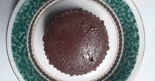 milo lava cake kukus