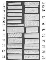 handmade borders tiles listello tile pencil tiles and trim tiles