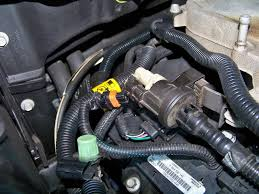 Replace The Valve On A by Cadillac Cts Questions Where Is Th Purge Control Valve On 2006
