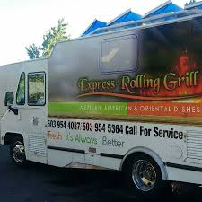 Express Mexican Grill / Express Rolling Grill | Food Trucks In ...