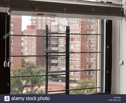 Safety Window Guard In Residential Building, NYC Stock Photo ... Truck Back Window Guards All About Cars Ace Iron Works Crafters Llc Client Satisfied With The Installation Of Our Rsg2000 Window Bars Deflector Wikipedia Prefab Reed Brothers Security Guards Security 13735 Land Rover Accsories Easy To Install Best Prices Excellent Service M Fabrication Inc Amazoncom John Sterling 4bar Basic Fixed Guardx1424 Grisham Ppspag 3bar Guard In Black93013 The Home Depot