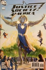 Justice Society Of America Vol3 16 2008