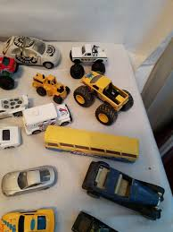 100 Toy Cars And Trucks Various