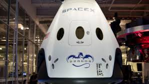 100 Dragon Magazine 354 Bad Astronomy SpaceX Reveals Its New Space Capsule SYFY WIRE