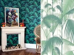design exoten extravagant tapete palm jungle cole