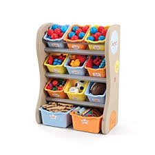 Buy Step2 Write Desk At by Amazon Com Step2 Fun Time Room Organizer And Toy Storage