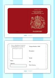 Lovely Passport Photo Template Unique Free Word Illustrator Format Ideas Literals