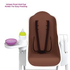Inglesina High Chair Amazon by Amazon Com Oribel Cocoon 3 Stage Modern High Chair Plum Baby