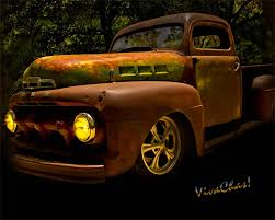 Ford Rat Rod Truck Is A Portrait Of Glorious Surface Patina