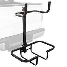 Viking Hitch-Mounted Stack Rack Vehicle Cargo Carrier Basket For 2 ...
