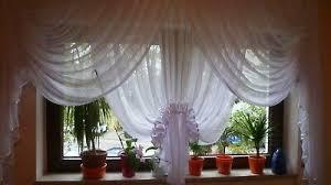 gardinen stores für blumenfenster fenster und balkontür