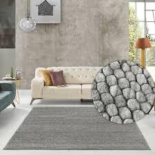 wohnzimmerteppich barbara becker handwebteppich wolle viskose teppich ebay