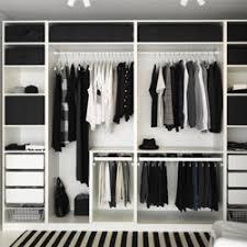 ikea dressing chambre pax système armoires et dressing pinteres
