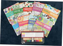 OUR COLORING BOOKS ARE ALL THE RAGE