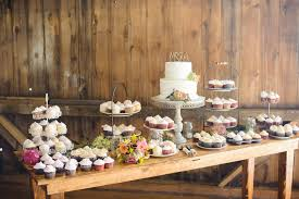 Best Ideas Of Rustic Wedding Cake Table For Barn