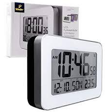 top 10 tchibo wanduhr funkuhr clock alarm clock digital