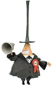 Nightmare Before Christmas Bath Toy Set by The Nightmare Before Christmas Mayor 6 Deluxe Cloth Doll Diamond