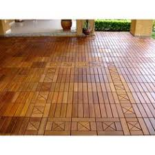 structural deck tiles can be used as modular flooring system for